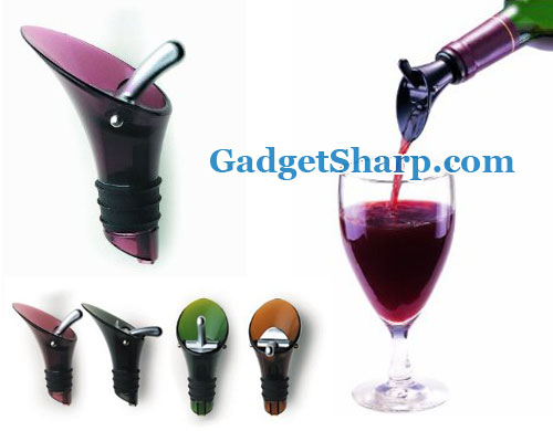Orka Wine Pourer/Stopper