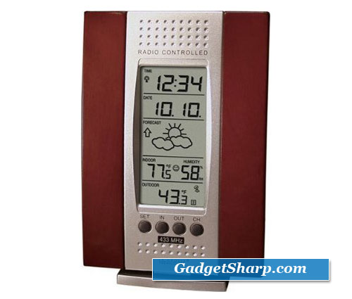 La Crosse Technology WS-7014CH-IT Wireless Weather Station