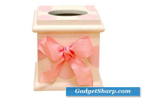 New Arrivals Tissue Box