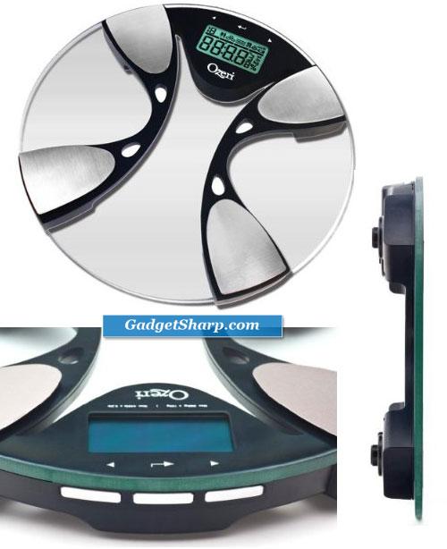 Ozeri Gen II Digital MultiFunction Bathroom Scale
