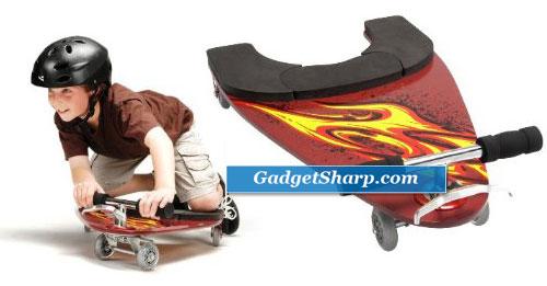 Fuzion LandShark 4-Wheel Kneeboard