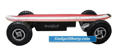E-glide A/t Dewey Weber Electric Skateboard