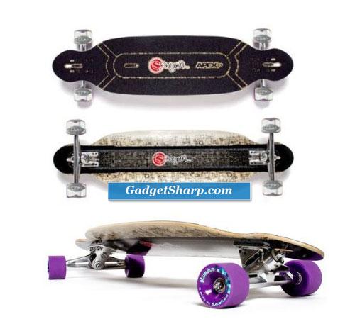 Original Apex 37 Carbon Complete Longboard Skateboard