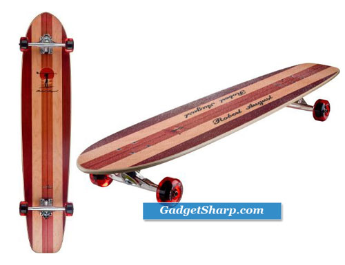 Surf One Robert August II Complete Longboard