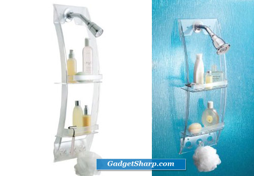 InterDesign Grand Arc Shower Caddy