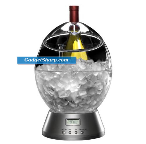 Kapoosh WC100 Electric Single-Bottle Wine Chiller