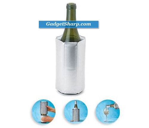 Vacu Vin Rapid Ice Wine Chiller