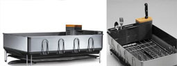 10 Modern and Functional Dish Rack Designs