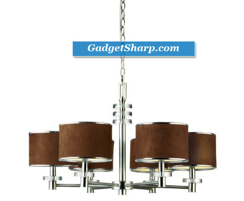 Eurofase Savvy 6-Light Chandelier