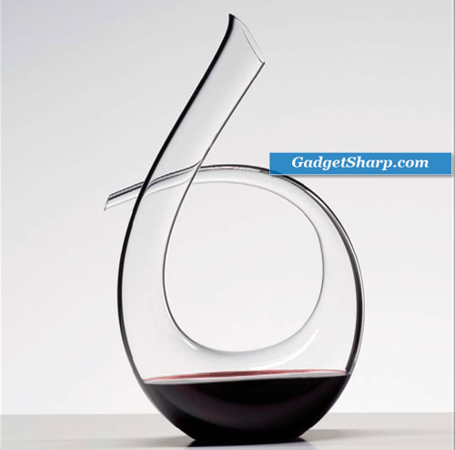 Riedel Sommeliers Black Tie Wine Decanter