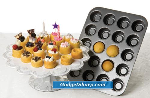Tea Cake Pan 20 Cavity