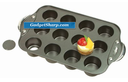 Norpro 3919 Mini Cheesecake Pan