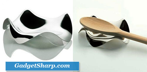 Alessi Blip Spoon Rest