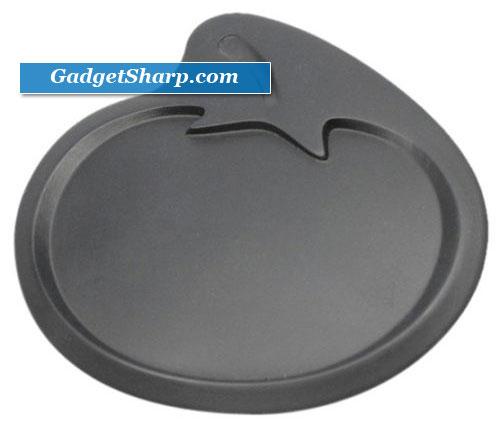 Orka Silicone Scraper/Spoon Rest
