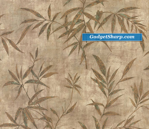 The Shore Bamboo Wallpaper