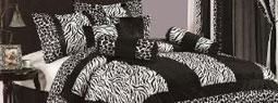 Zebra Print Inspired Products Design 2