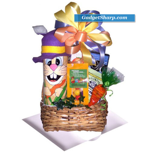 Easter Basket For Kids Gift Basket