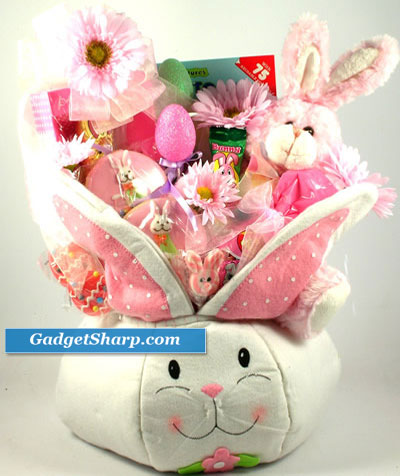 Some Bunny Loves You, Easter Basket