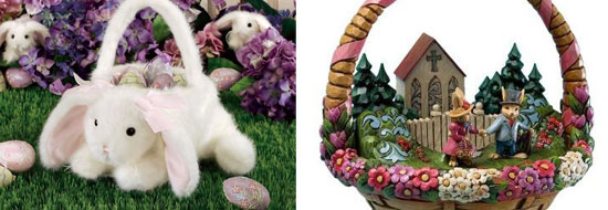 Lovely Ideas of Easter Basket