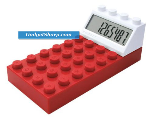Building Block Lego Calculator