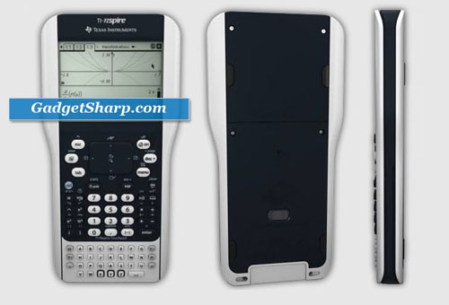 Texas Instruments Ti-nspire Graphing Calculator with Touchpad