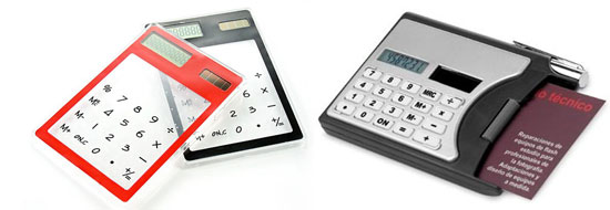 Unusual Calculators