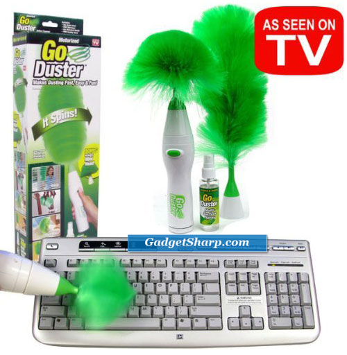 14 Useful Duster Help To Clean Your Home