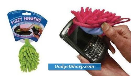 Fuzzy Fingers Mini Microfiber Chenille
