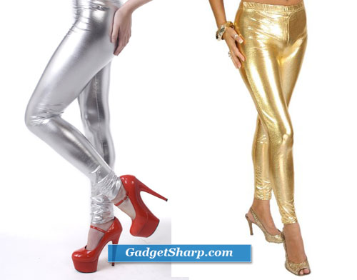 Women's Hi-fashion Liquid Leggings