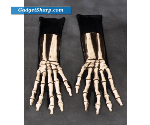Skeleton Gloves / Hand