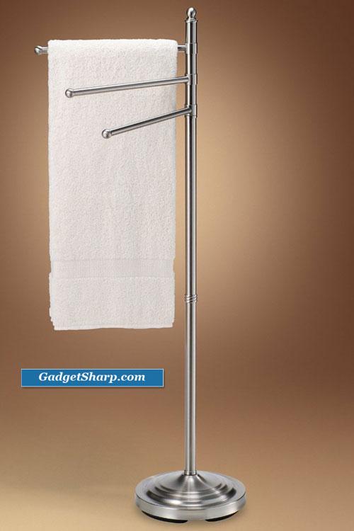 Floor Towel Stand