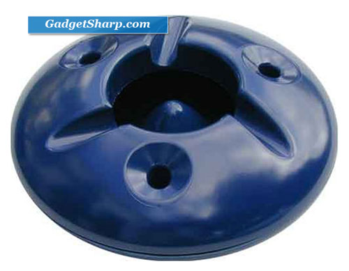 5 Inch Commercial Quality Melamine Windproof Ashtray