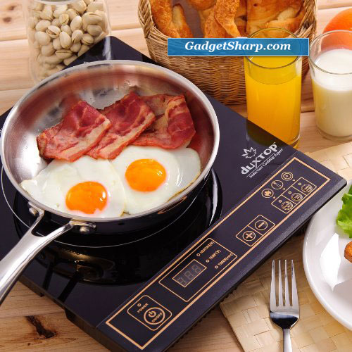 1800-Watt Portable Induction Cooktop Countertop