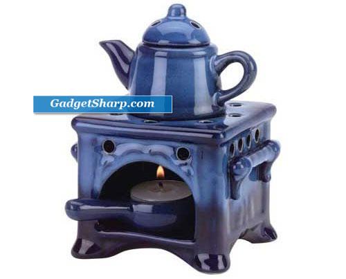Stove Design Oil Warmer
