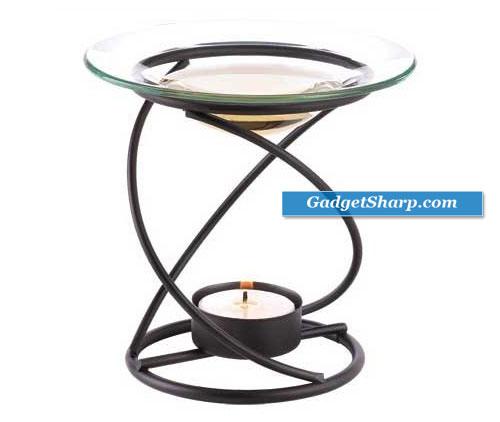 Spiral Oil Warmer
