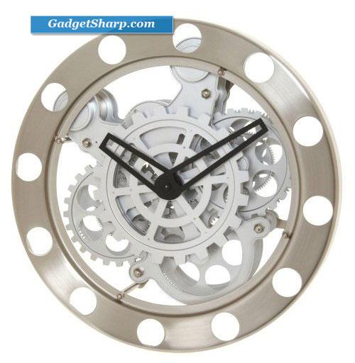 12 Modern And Contemporary Wall Clocks Gadget Sharp