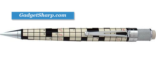 Retro 51 Tornado Crossword Pencil