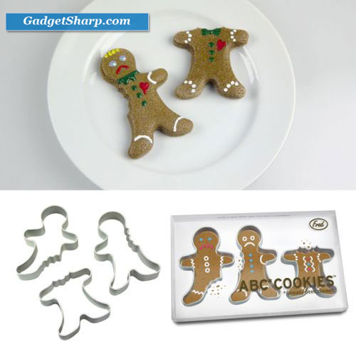 Fred ABC Cookie Cutter
