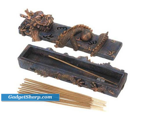 Dragon Incense Burner