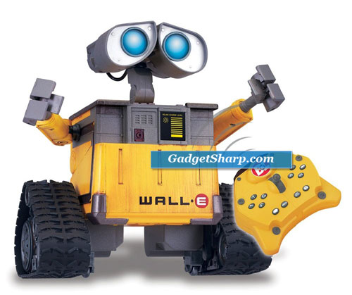 WALL-E WALL-E U Command