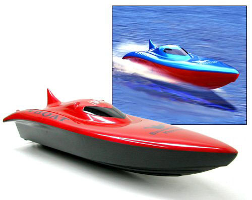 Balaenoptera Musculus Radio Remote Control Racing Boat