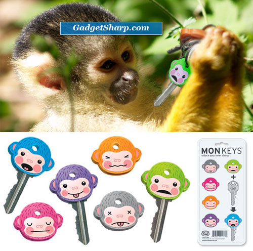 Fred & Friends Monkeys