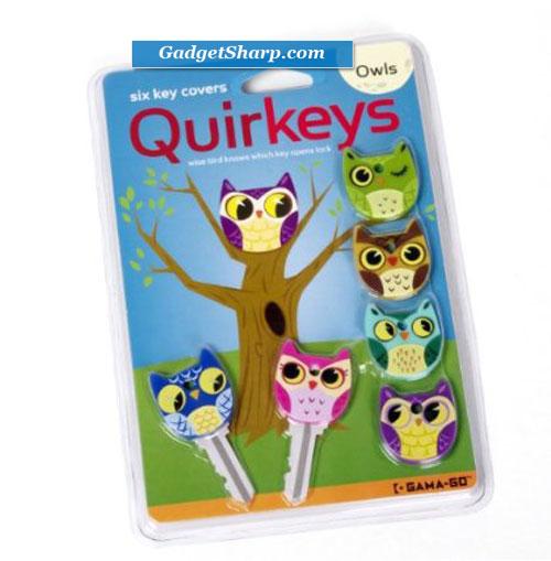 Gama-Go Quirkeys