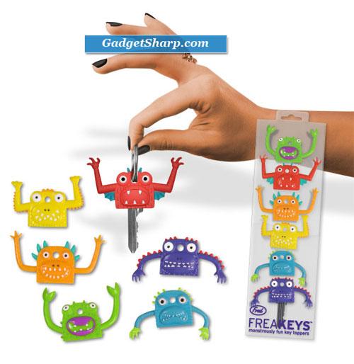 Fred Freakeys - Fun Monster Key Covers