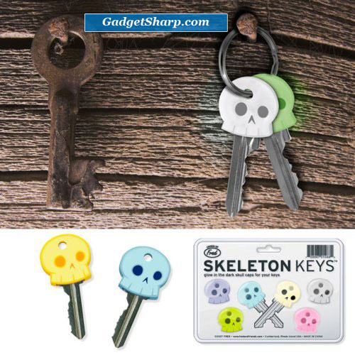 SKELETON KEY: GLOW in the DARK