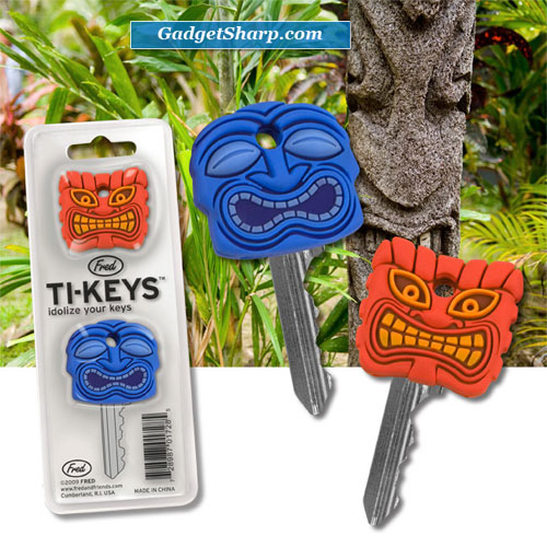 Fred & Friends TIKEYS2 Key Caps