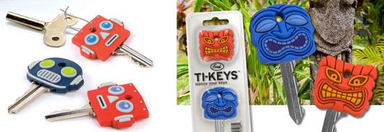 Cool Key Cap Designs Helping Identify your Keys