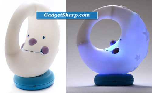 Kinderglo Portable Fun and Safe Rechargeable Night Light