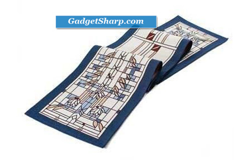 Frank Lloyd Wright Waterlilies Water Lilies Table Runner