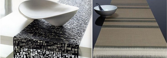 Beautiful Table Runners for your Dinning Room